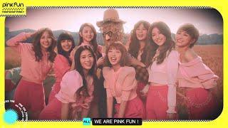 「FOREVER PINK FUN」幕後花絮曝光第四彈~《FOREVER PINK》MV 拍攝篇|PINK FUN