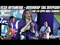 REZA ARTAMEVIA - BERHARAP TAK BERPISAH LIVE @ LIPPO MALL KEMANG | IBRANI PANDEAN BASS CAM