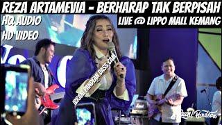 REZA ARTAMEVIA - BERHARAP TAK BERPISAH (LIVE @ LIPPO MALL KEMANG) | IBRANI PANDEAN BASS CAM