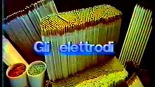MECCANICA il procedimento di saldatura con elettrodi rivestiti - parte prima