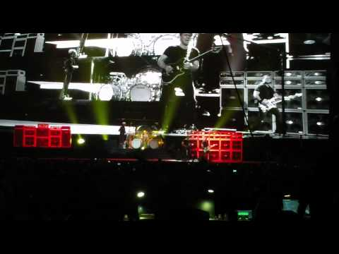 Van Halen: Hot for Teacher - Greensboro Coliseum Complex, 4/21/2012