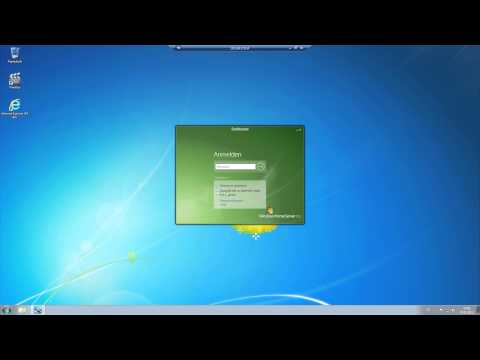 Tutorial - Windows Home Server 2011 [HD] - Client Einrichten