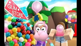 ⚪ Bubble Gum Simulator ⚪ and balance the 1Live [ROBLOX en] blabla