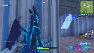 Fortnite - NEW RAVAGE OUTFIT GIVES YOU GODLIKE POWERS (SOLO DUO)