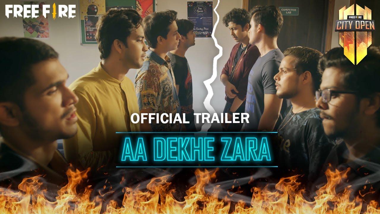Aa Dekhe Zara [Trailer] | #FreeFireCityOpen | Garena Free Fire