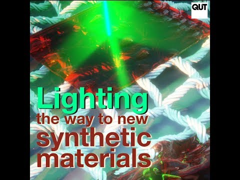 Dynamic, reprogrammable material goes hard under light and soft in the dark