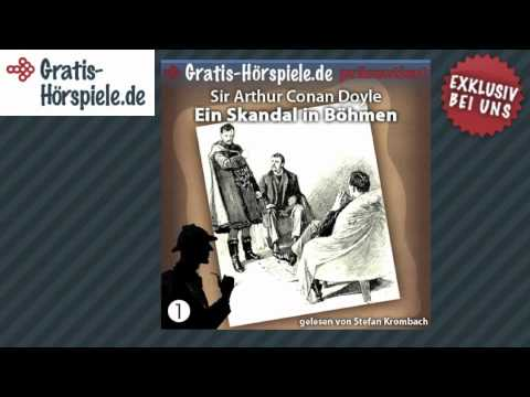 Sherlock Holmes: Ein Skandal In Böhmen - Komplettes Hörbuch