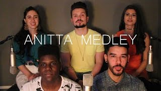 voice in anitta medley a cappella cover