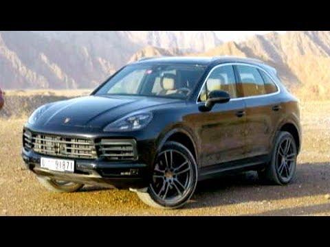 2018 Porsche Cayenne, Triumph Speedmaster, Jeep Compass Trailhawk