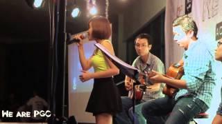 """PTIT Guitar Club - Và Em Đã Biết Mình Yêu Con Gái Thật Tuyệt @ """"We Are PGC"""" show"""