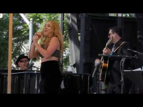 Jeff Goldblum and The Mildred Snitzer Orchestra with Haley Reinhart