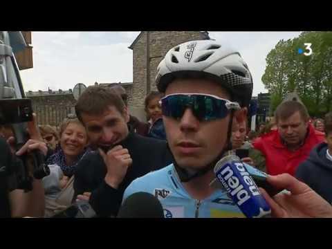 Tour de Bretagne 2018 : la belle victoire du Costarmoricain Fabien Schmidt
