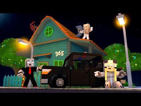 ISY und LARS FANGEN das 'DIEBESMÄDCHEN'?! - Minecraft [Deutsch/HD]