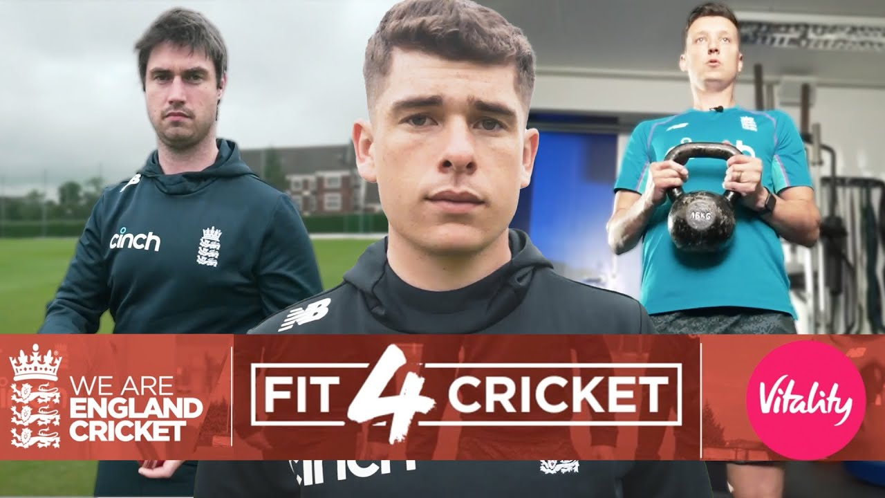 Building Super-Strengths | How To Adapt Training For Physical Disability | Vitality Fit4Cricket