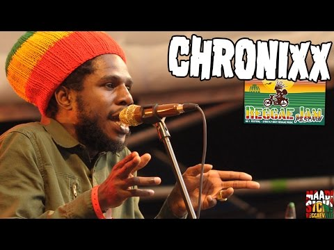 Chronixx - Ain't No Giving In / They Don't Know @ Reggae Jam 2016