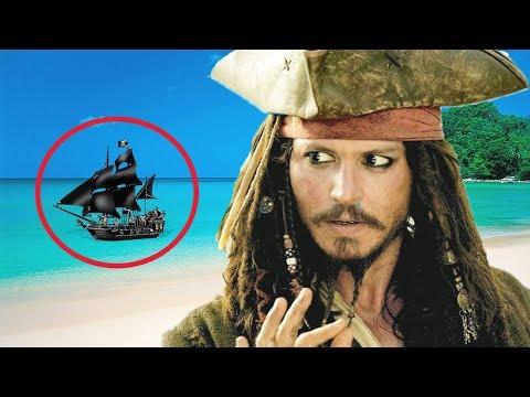 Piratas del Caribe 1: 7 Cosas Que NO Viste, Curiosidades, Cameos, Escena Post Creditos, Easter Eggs