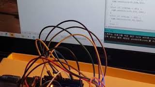 아두이노(Arduino) 로 만든 미세먼지, 온습도 측…