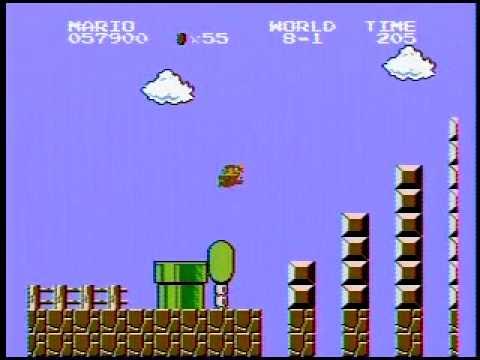 Super Mario Bros. Speed Run - 4:58.34 *Former World Record* - Super Mario Bros. Speed Run - 4:58.34 *Former World Record*