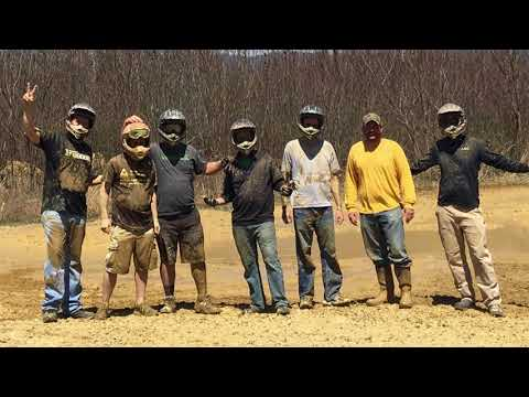 Mark's Bachelor Party - Hatfield and McCoy Trails WV