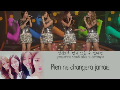 Ailee, Luna, Solar, Eunji - I'm OK - Vostfr
