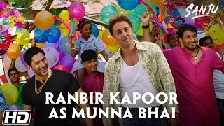 Sanju: Munna Bhai 2.0 | Ranbir Kapoor | Rajkumar Hirani | Releasing on 29th June