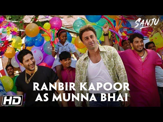Sanju: Munna Bhai 2.0 | Ranbir Kapoor | Rajkumar Hirani | Releasing on 29th June