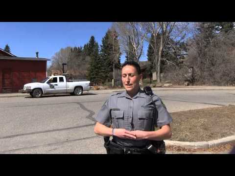Alberta Conservation Officers have tips on campfire safety