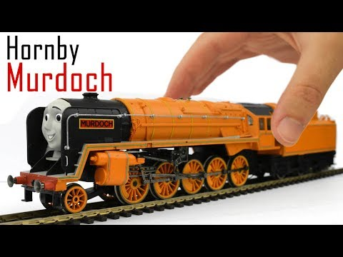 A Quick Review of the Hornby Murdoch from Thomas & Friends