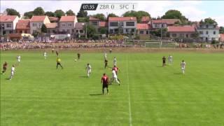 ZÁZNAM: FC Zbrojovka Brno - SFC Opava