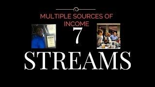 How I Created 7 Streams Of Income