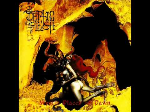 SEPTIC FLESH - Mystic Places of Dawn [1994] full album HQ thumb