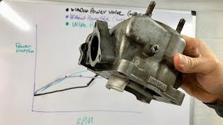 Two Stroke Power Valve Explained (in detail)