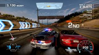 Need for Speed  Hot Pursuit: Police chase - Porsche Patrol, Porsche 911 GT3 RS