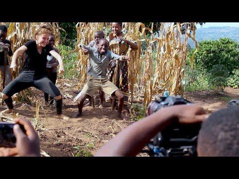 Masaka Kids Africana Dancing Joy Of Togetherness [Behind the Scenes] thumbnail