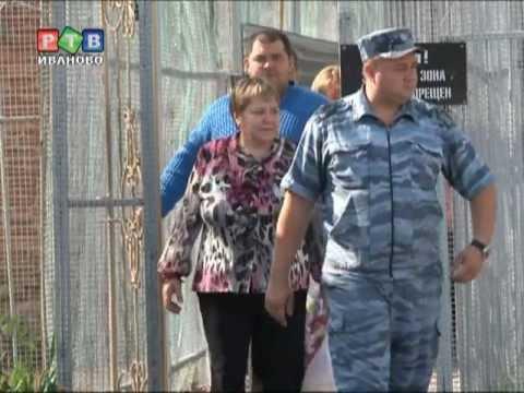 """""""День открытых дверей"""" в колонии строгого режима"""