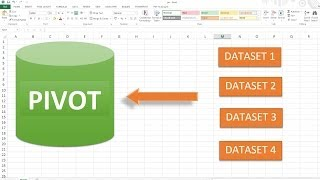 Consolidate multiple excel sheets into one Pivot Table - EXTENDED version