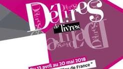Délires de livres à L'Ecu de France de Viroflay