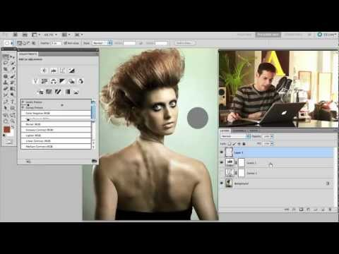 The Secret Behind Levels Vs Curves In Photoshop - A Phlearn Video Tutorial