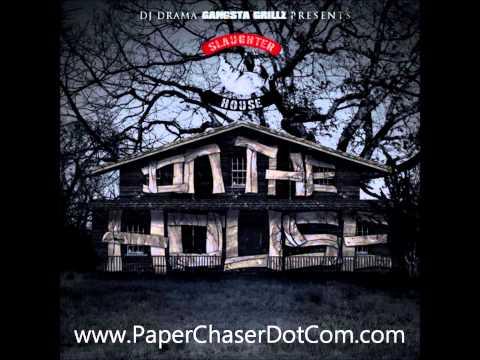 Slaughterhouse Ft. SLV - Who I Am [New CDQ Dirty No DJ]