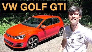 2015 Volkswagen Golf GTI - Review & Test Drive