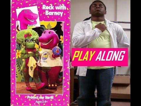 Barney Just Imagine Doovi