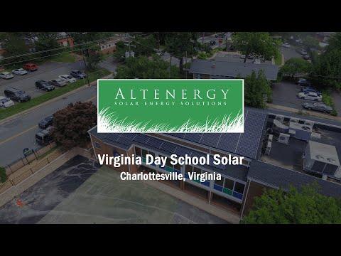 Charlottesville Day School - Altenergy Inc.