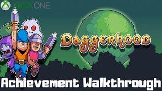 Daggerhood (Xbox One) Achievement Walkthrough