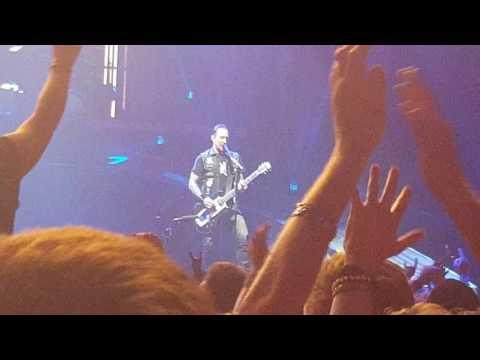 Volbeat - Evelyn Live @ Ericsson Globe Stockholm Sweden 2016