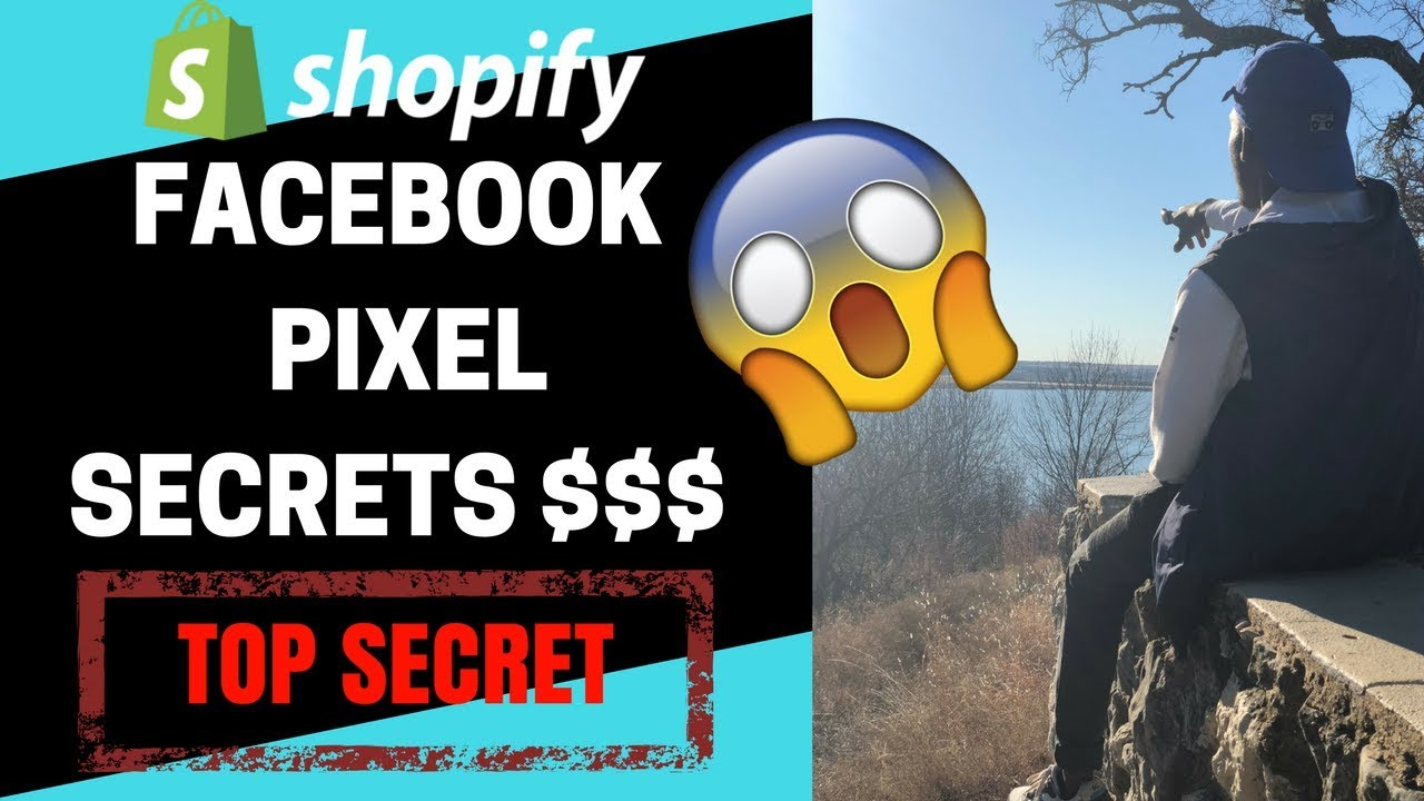 How To Add FACEBOOK PIXEL To SHOPIFY (2018)