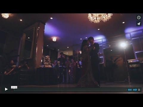 Toronto Wedding Videos | Korean + Indian Wedding | Gita + Edward | Panorama Lounge