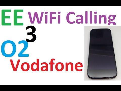 O2 Wifi Calling