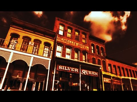 Silver Queen Hotel Virginia City Neveda
