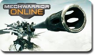 Mechwarrior: Online ► Sniper Mech