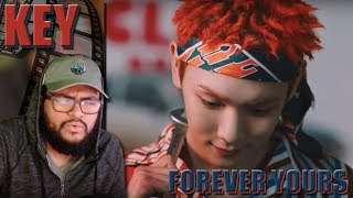 KEY(키) - Forever Yours(Feat. SOYOU) MV REACTION!!! #DOLO
